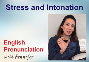 Introduction to Stress and Intonation